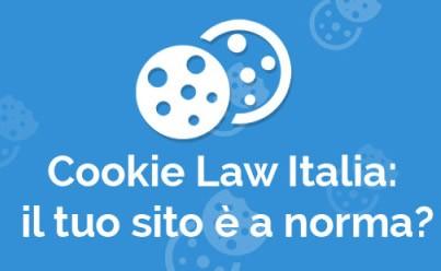 legge cookies