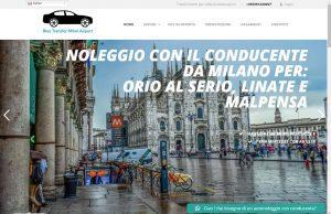 ncc taxi Milano