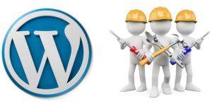 assistenza rapida wordpress