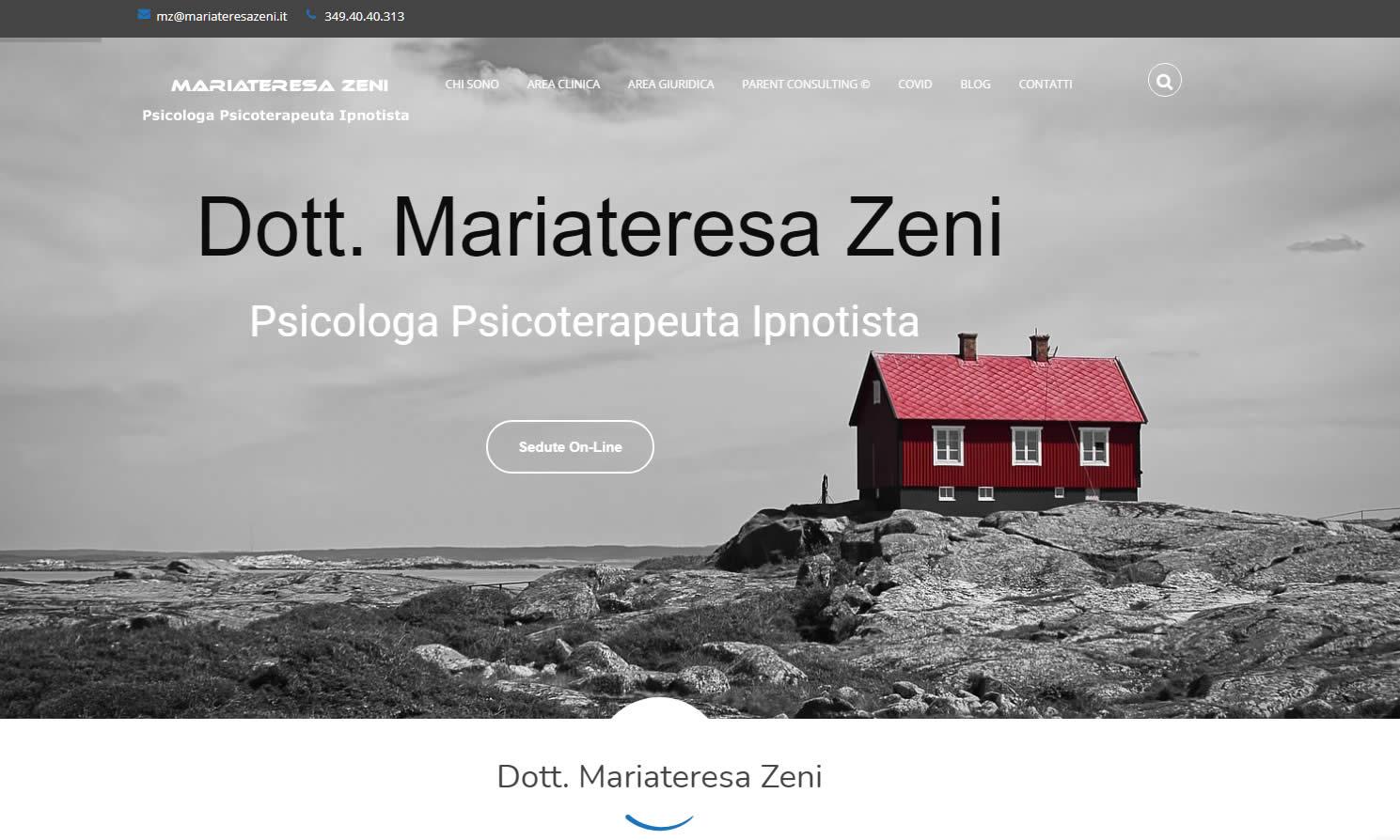 psicologa e psicoterapia online